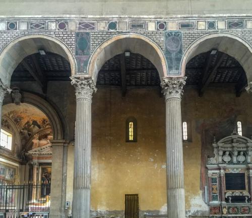 Santa Sabina Arches