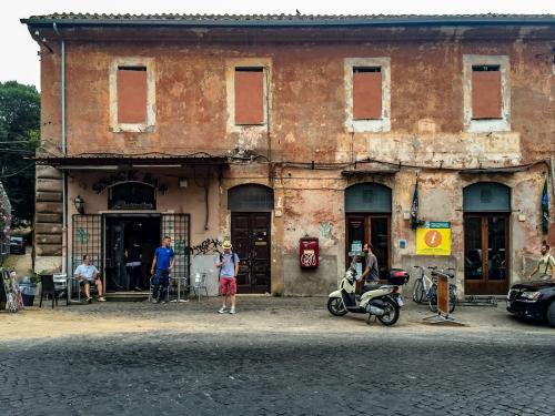 Appia Antica Break