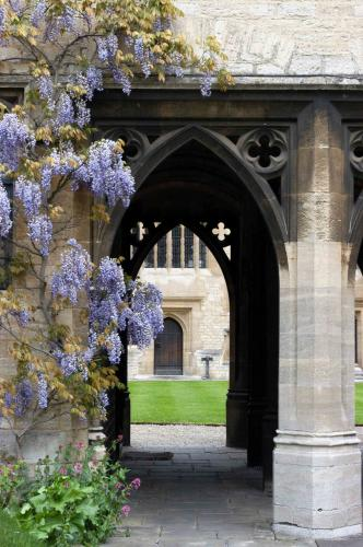 St. Cross Arches